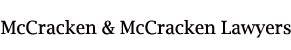 McCracken & McCracken Lawyers